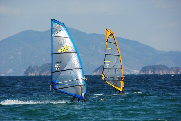 ウィンドサーフィン(3)