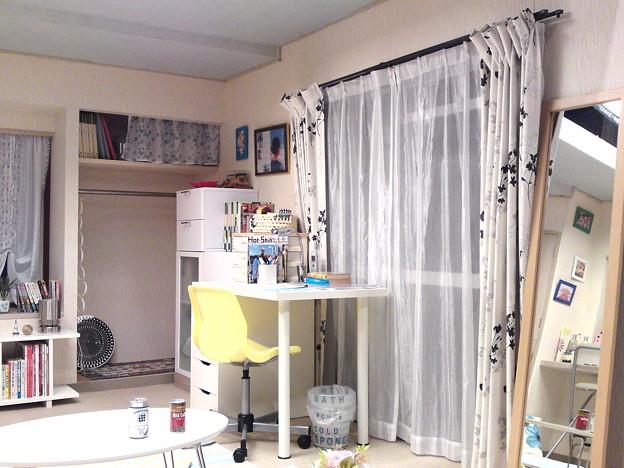 波美の部屋