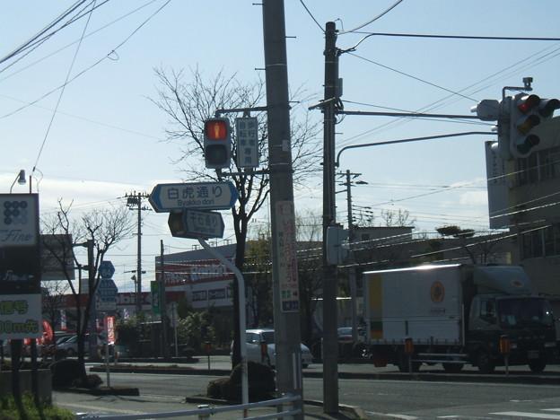 白虎通り - 滝沢町 - 3