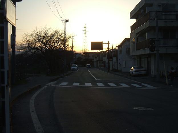 城南通り - 城東町