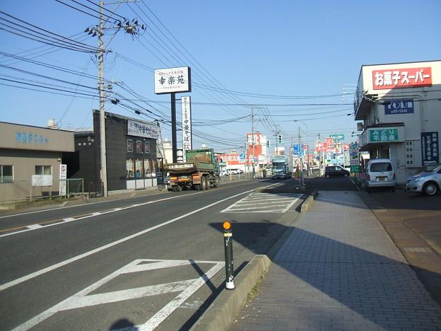 国道49号 - 舘ノ下
