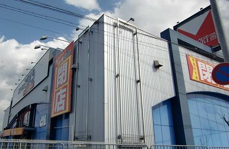 スポーツ館ミツハシR24アスリート館 閉店 イオンモール大和郡山 に移転オープン-220321-1