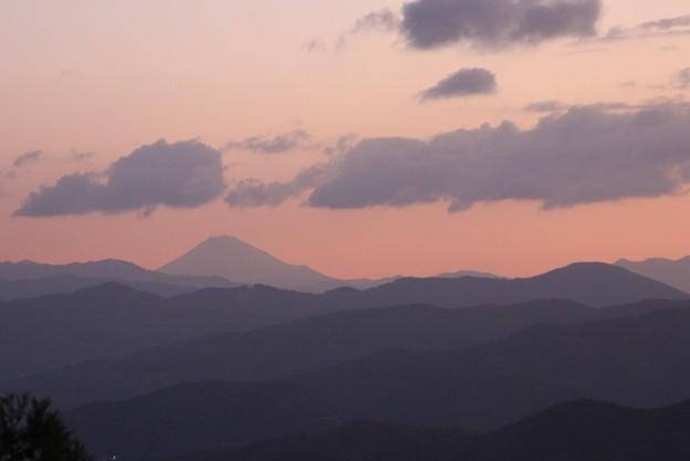 富幕山へ今年☆トミー130回登頂