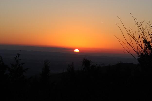富幕山へ今年☆トミー131回登頂