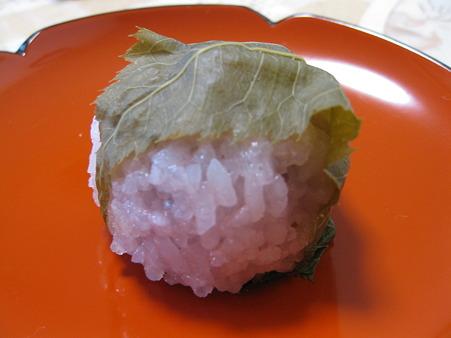 モリモトの桜餅
