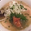 Photos: 梅塩チャーシュー麺1,000円。