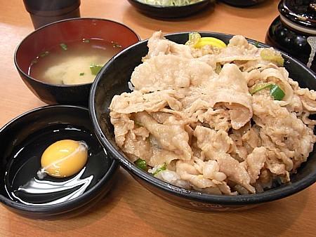 立川名物すた丼
