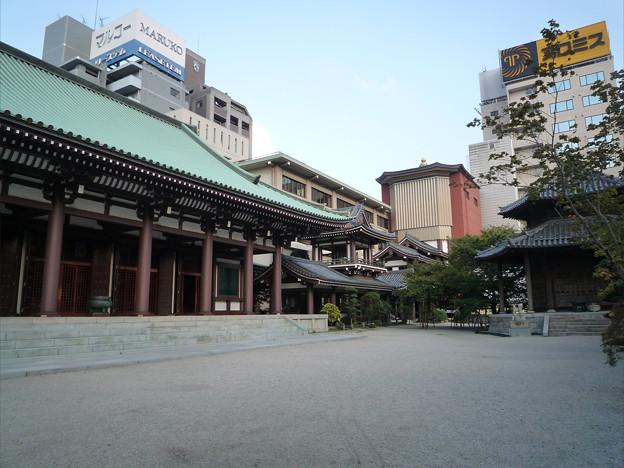 写真: 東長寺~福岡大仏(1)