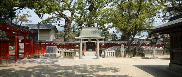 宇美八幡宮(2)