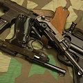 ドイツ野郎のGun、マルゼン・ワルサーP38、タナカ・ルガーP08、マルシンMP40