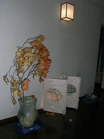 妙の湯廊下1