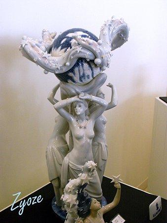 リヤドロプレミアム展・スペイン大使館