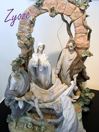 リヤドロプレミアム展・スペイン大使館・キリスト2