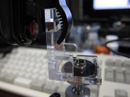 webカメラマウント2
