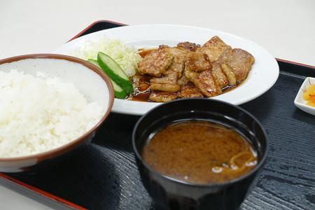 トンテキ定食(東名阪道【上り】・亀山PA)