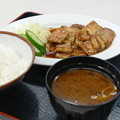 Photos: トンテキ定食(東名阪道【上り】・亀山PA)