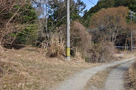 国道260号線・中坂隧道旧道-2