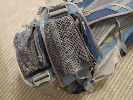 Z35 ウエストベルトのポケット