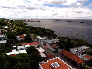 灯台から見た風景
