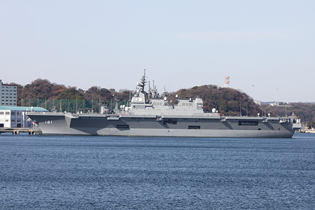 ヘリコプター搭載護衛艦ひゅうが 230109