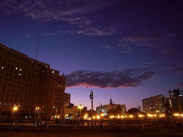 Photos: 夕暮れのモガンマア